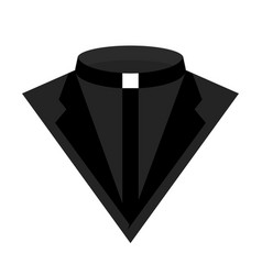 priest dress icon vector image