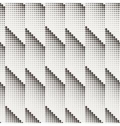 seamless minimalistic monochrome vector image