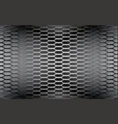 Metallic pattern vector