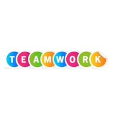 Teamwork word vector