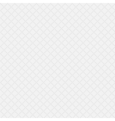 Light geometric background pattern with diamonds vector