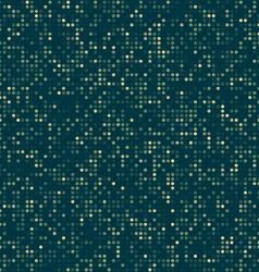 Abstract seamless dot pattern vector