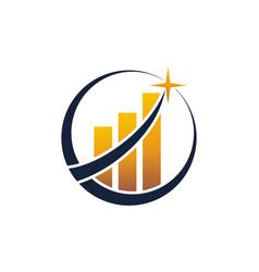 Business success service vector