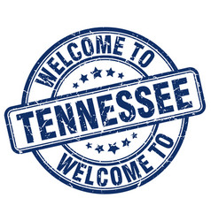 Welcome to tennessee vector