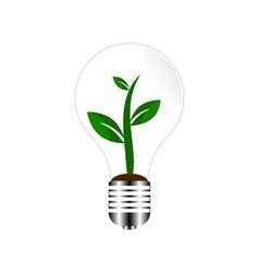 Green Energy Concept EPS10 vector image