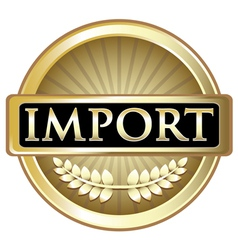 Import gold label vector