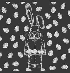 Easter vector