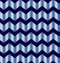 Chevron blue foil vector