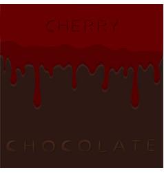 cherry vector image