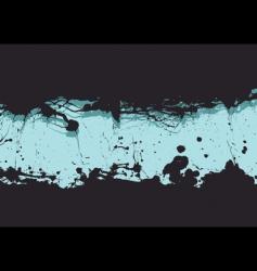 Grunge strip background grey vector