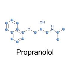Propranolol vector
