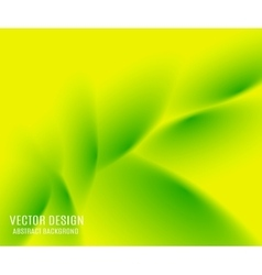 Yellow-green abstract backgroundeps 10 vector