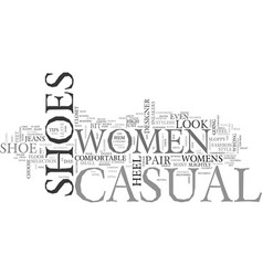 Is there room in your closet for women s casual vector