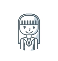 person avatar user icon vector image vector image
