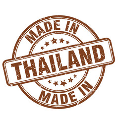 Made in thailand vector