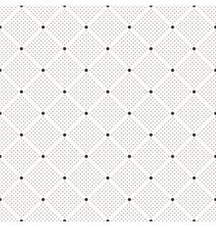 Seamless dots pattern Polka dot print vector image