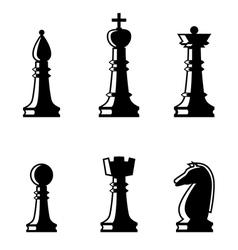 chess set vector image