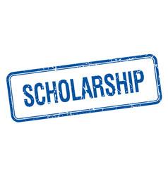 Scholarship vector
