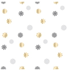 Christmas backdrop Winter pattern Season  elegant vector image