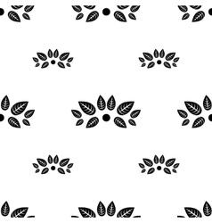 Vintage seamless background vector