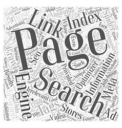 Search engine optimization and advertising word vector