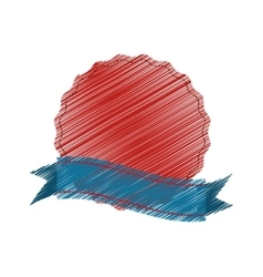 United states of america emblem vector