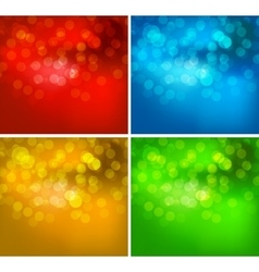 Abstract rainbow color background for your vector