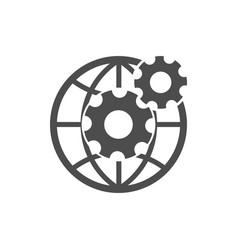 Web development icon vector