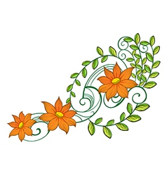 A nice decoration vector