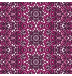 Seamless pattern ornamental vector
