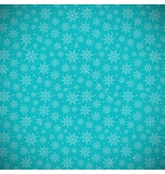 Retro Snowflakes Background vector image vector image