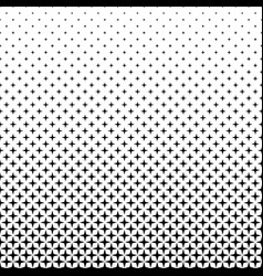 Black white star pattern - background graphic vector