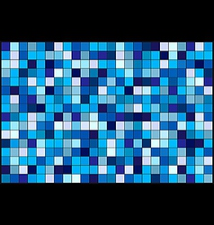 Square tiles wallpaper vector