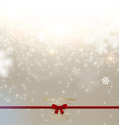 White christmas background vector