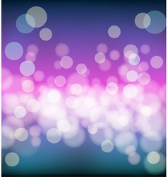 Abstract purple and blue background vector