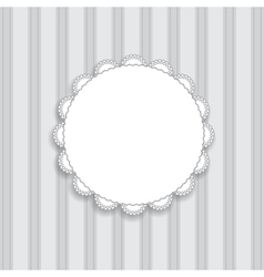 Background and frame vector