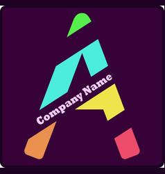 a vettu kutthu logo vector image