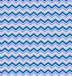 Chevron blues vector image vector image