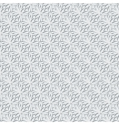 Grey pattern vector image