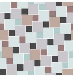 Pastel colored tiles seamless pattern vector