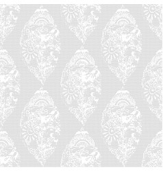 Black mesh in the form of lace vector
