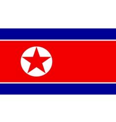 Korea north vector