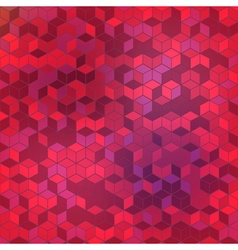 Cube abstract background 1 vector