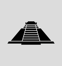Pyramid of the magician vector