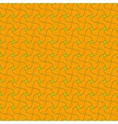 Grid -stars geometric seamless pattern vector image vector image