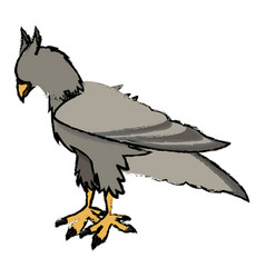 Griff creature animal bird mythical image vector