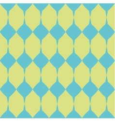Tile green and blue pattern or website background vector