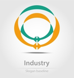 Original business icon vector