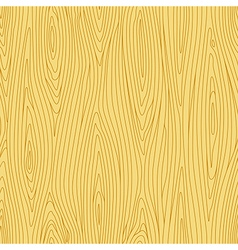 Seamless pattern of clear wood texture vector