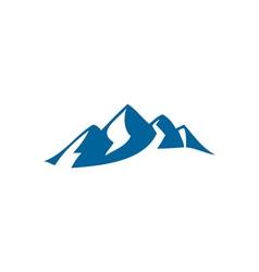 Mountain-380x400 vector image vector image